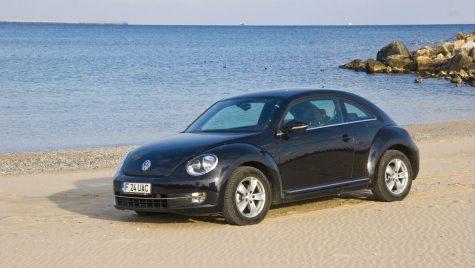 Test drive Volkswagen Beetle 1.2 TSI 105 CP