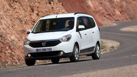 Test drive Dacia Lodgy 1.5 dCi 110 CP
