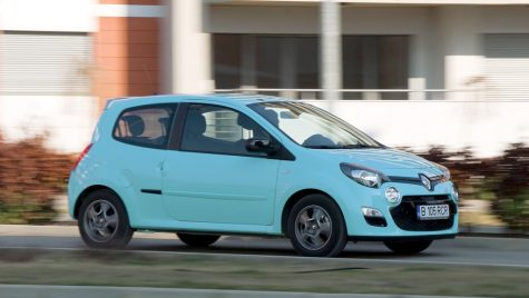 Test drive Renault Twingo 1.2 16v/75 CP