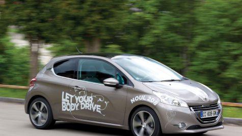 Test drive lansare națională Peugeot 208