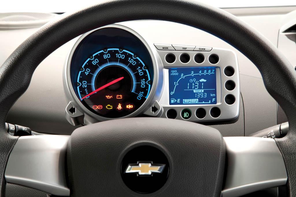 Chevrolet Spark Autoexpert.ro