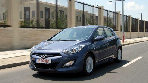 Test drive Hyundai i30 1.6 GDi/136 CP A6