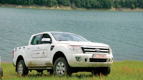 Test drive Ford Ranger 4×4 Double Cab 2.2/150 CP