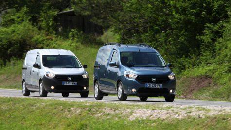 Test drive lansare internationala Dacia Dokker si Dokker Van