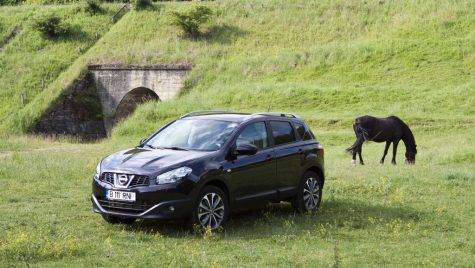 Test drive Nissan Qashqai+2 1.6 dCi/130 CP All mode 4×4