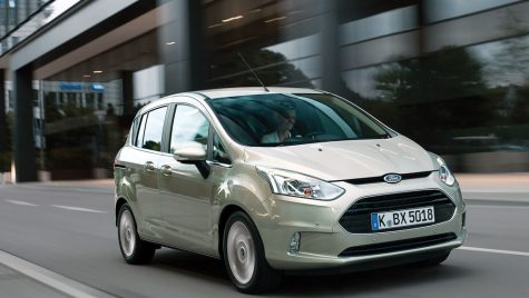 Test drive Ford B-MAX 1.0 EcoBoost 100 CP