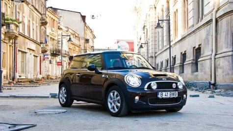 Test drive MINI Cooper S Mayfair 175 CP