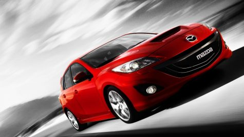Test drive Mazda 3 MPS