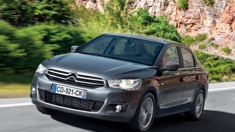 Test drive de lansare internationala Citroen C-Elysee