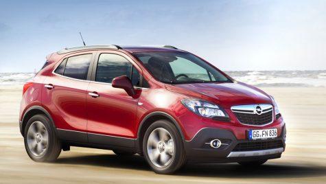 Test drive lansare internationala Opel Mokka