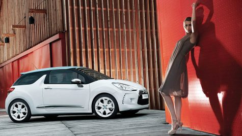 Test drive Citroen DS3 – Despre inițiale