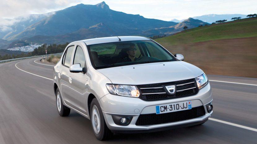 lansare internationala Dacia Logan