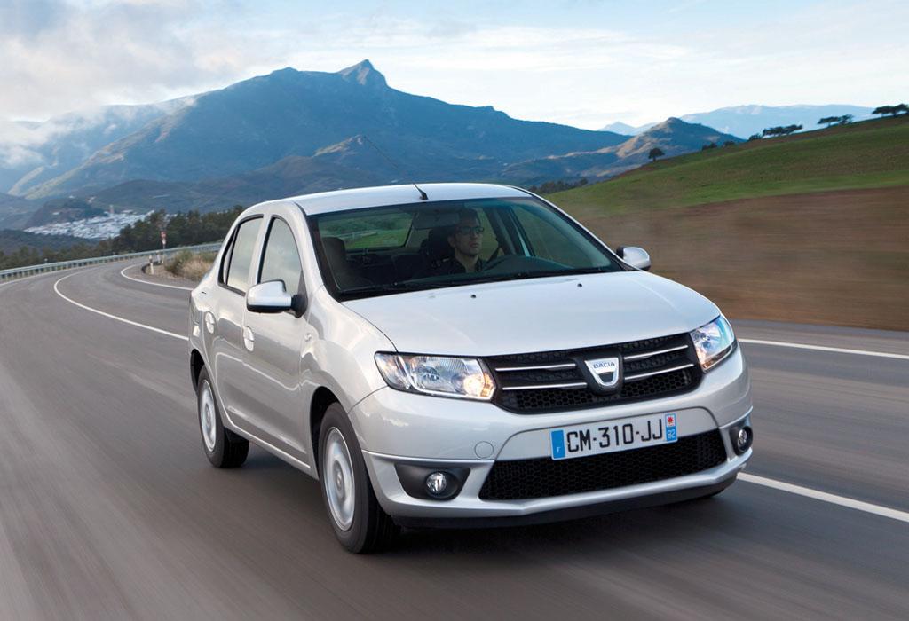 Dacia a devansat Seat şi Mazda pe piaţa din Europa