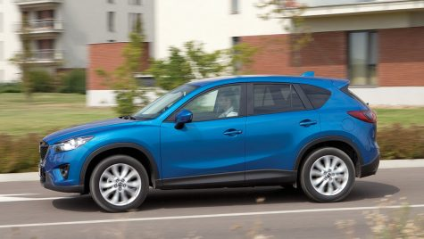 Test drive Mazda CX-5 2.2D 175 CP AT