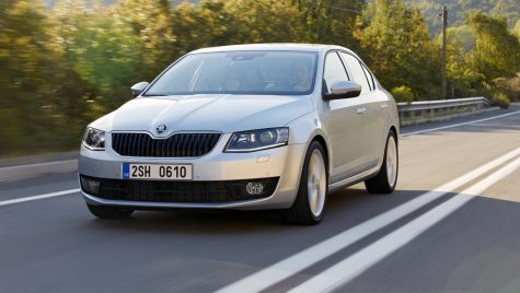 Test drive lansare internationala Skoda Octavia
