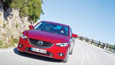 Test drive – Mazda6