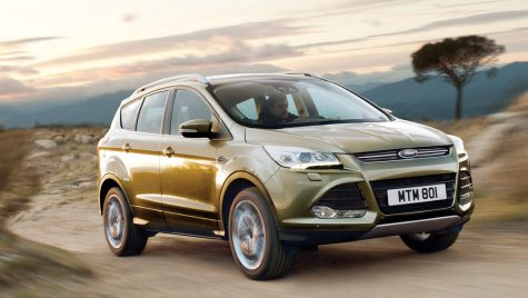 Test drive lansare internationala Ford Kuga