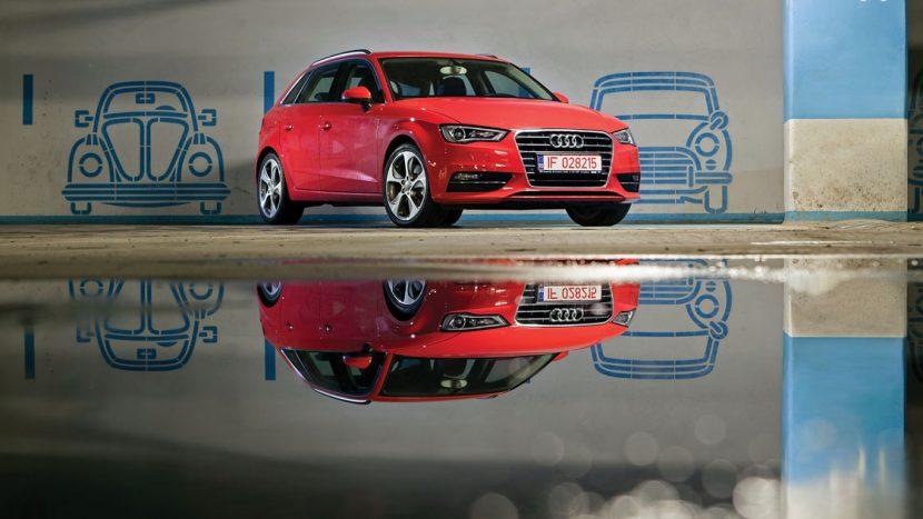 Test drive - Audi A3 Sportback 1.8 TFSI/180 CP