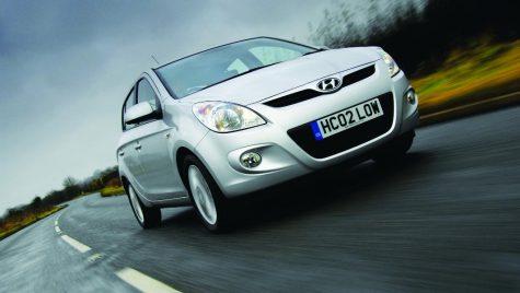 Test drive Hyundai i20