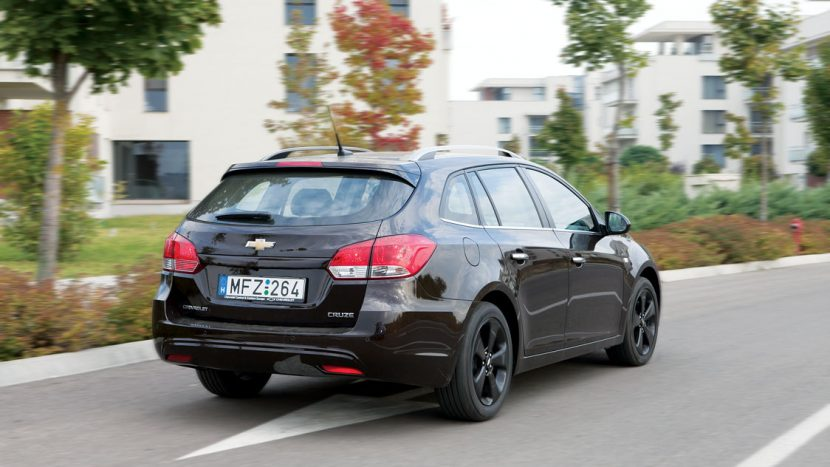 Test drive Chevrolet Cruze SW 1.4 Turbo/140 CP