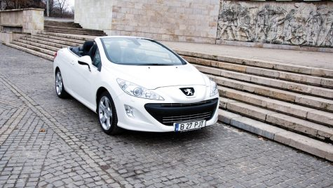 Test drive Peugeot 308 CC 1.6 THP 150 CP