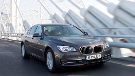 Test drive – BMW 730d xDrive 258 CP