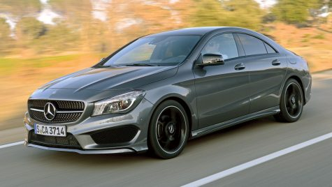 Test drive Lansare internationala Mercedes-Benz CLA