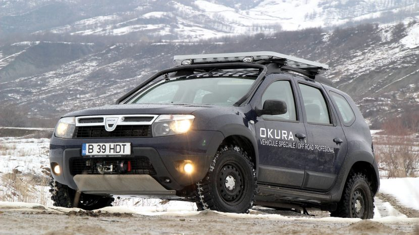 Test drive - Dacia Duster 1.5 dCi/143 CP