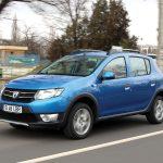 Test drive - Dacia Sandero Stepway 1.5 dCi/90 CP
