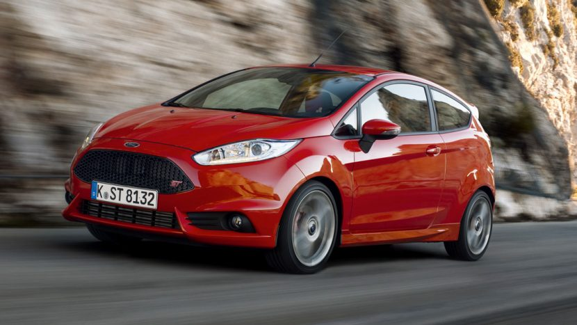 Test drive - Ford Fiesta ST 1.6 EcoBoost/182 CP
