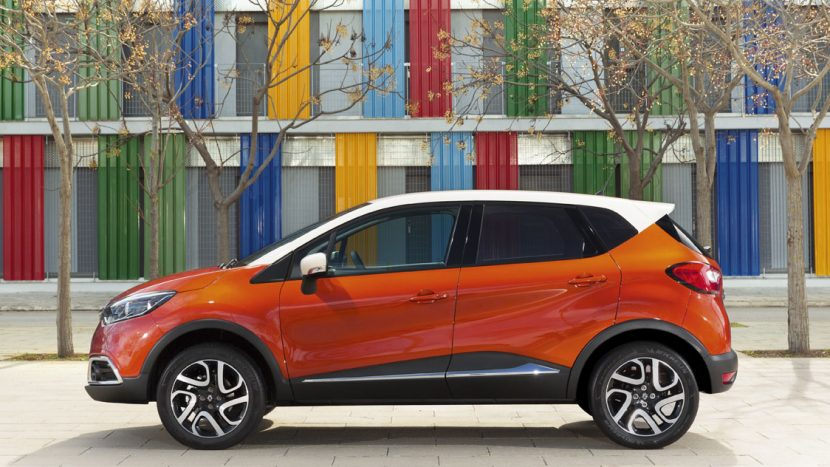 Test drive - Renault Captur
