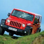 Test drive - Jeep Wrangler Unlimited Moab 2.8 CRD 200 CP