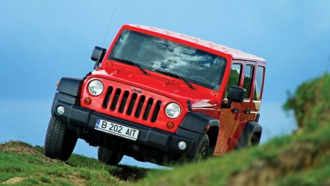 Test drive – Jeep Wrangler Unlimited Moab 2.8 CRD 200 CP