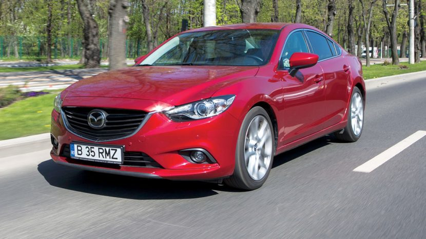 Test drive - Mazda6 2.2 CD175 AT