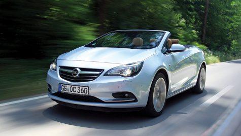 Test drive – Opel Cascada 1.6 SIDI/170 CP