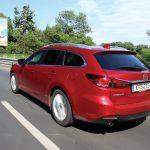 Test drive - Mazda6 Combi 2.0i/165 CP