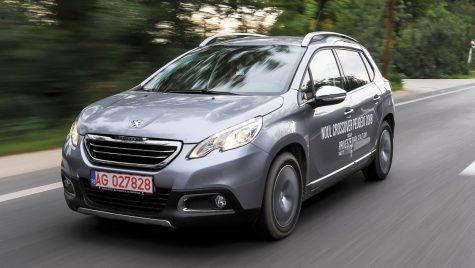 Test drive – Peugeot 2008 1.6 e-HDi/92 CP