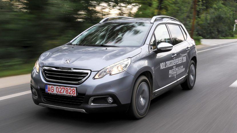 Test drive - Peugeot 2008 1.6 e-HDi/92 CP