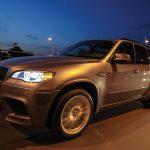 Test drive - BMW X5 M V8 4,4 l/555 CP