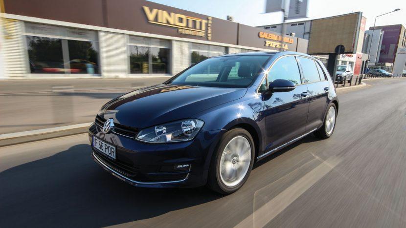 Test drive - Volkswagen Golf 2.0 TDI/150 CP