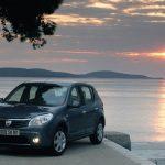 Test drive Dacia Sandero autoexpert.ro
