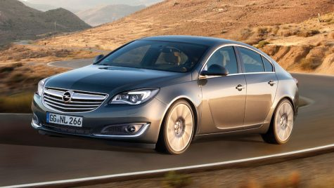 Test drive – Opel Insignia facelift