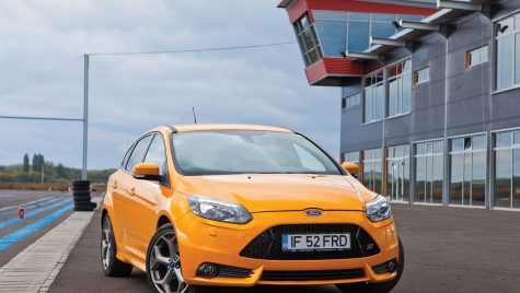 Test drive – Ford Focus ST 2.0 T/250 CP