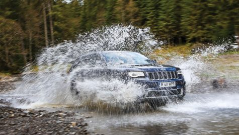 Test drive – Jeep Grand Cherokee 3.0 V6 TD/250 CP
