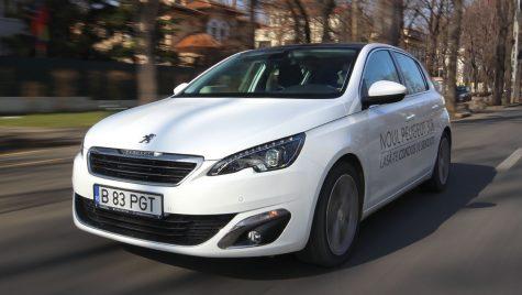 Test drive – Peugeot 308 1.6 e-HDi 115 CP