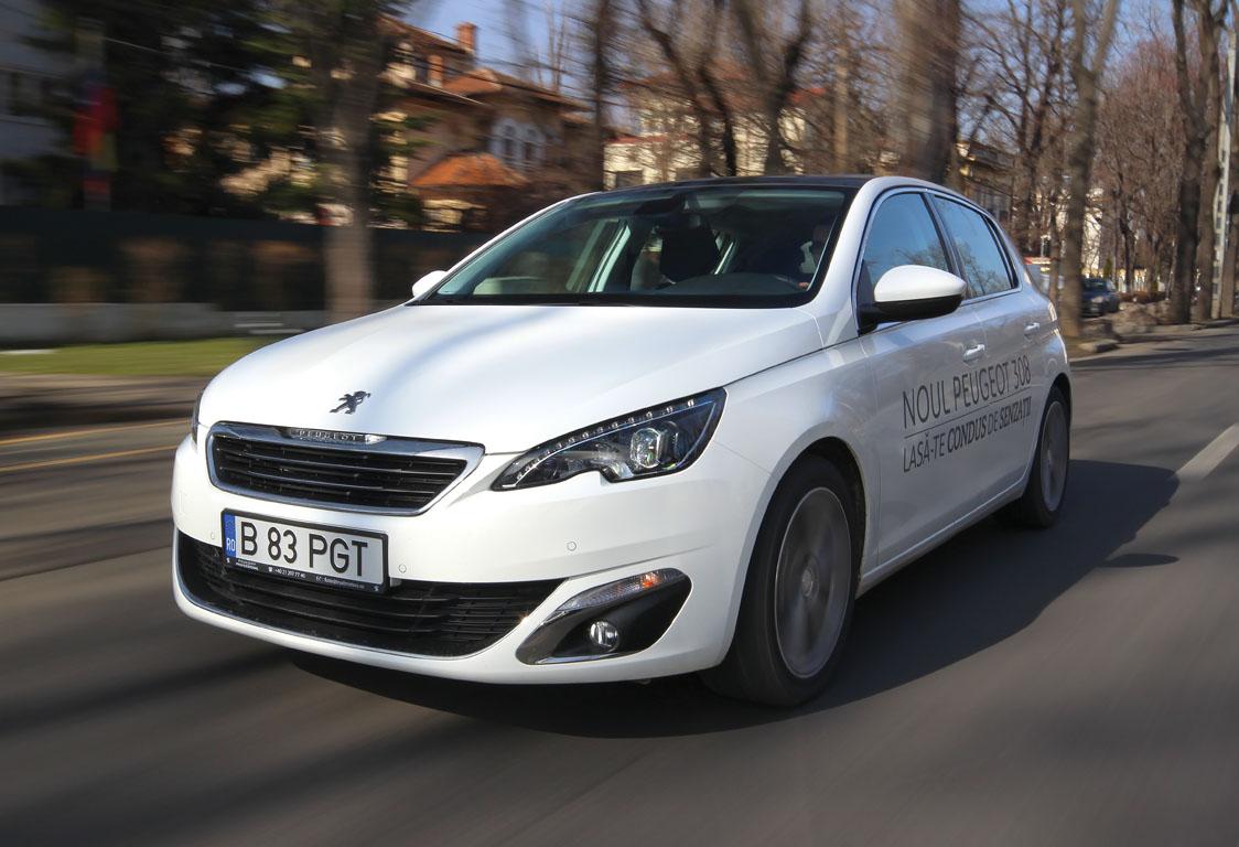 Peugeot 308 1.6 e-HDi 115 CP