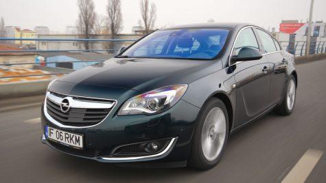 Test drive – Opel Insignia 2.0 CDTI ecoFlex/140 CP