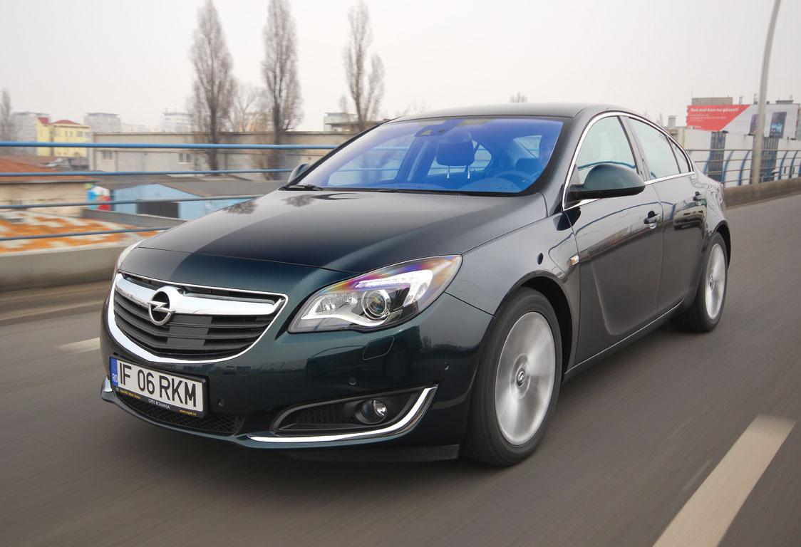 Opel Insignia 2.0 CDTI ecoFlex/140 CP