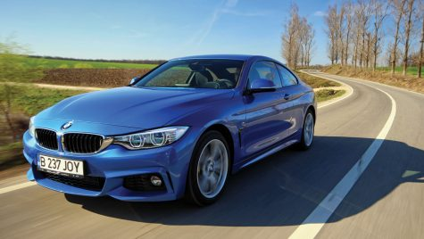 Test drive – BMW 435i xDrive 306 CP