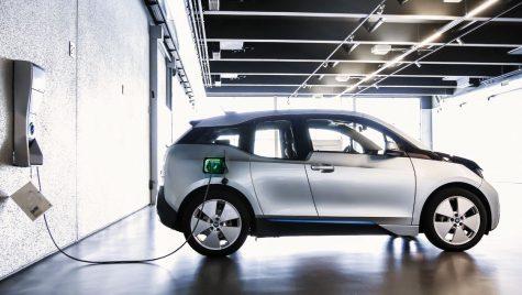 Test drive – BMW i3 170 CP